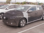 2020 Hyundai Ioniq facelift spy shots - Image via Andreas Wiegant/SB-Medien