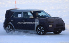 2020 Kia Soul spy shots