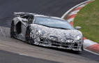 Will the Lamborghini Aventador SVJ break Porsche's production car Nürburgring record?