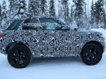 2020 Land Rover Defender test mule spy shots - Image via S. Baldauf/SB-Medien