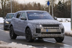 2020 Land Rover Range Rover Evoque spy shots