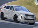 2020 Land Rover Range Rover Evoque spy shots - Image via S. Baldauf/SB-Medien