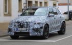 2020 Mercedes-AMG GLE63 spy shots and video