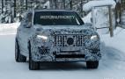 2020 Mercedes-AMG GLS63 spy shots