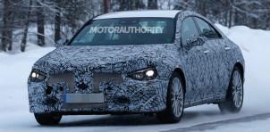 2020 Mercedes-Benz CLA spy shots - Image via S. Baldauf/SB-Medien