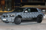 2020 Mercedes-Benz EQC electric SUV spy shots