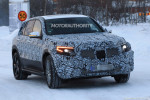 2020 Mercedes-Benz EQC spy shots