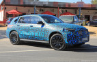 2020 Mercedes-Benz EQC spy shots and video