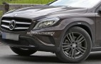 2020 Mercedes-Benz GLB spy shots