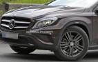 2020 Mercedes-Benz GLB spy shots