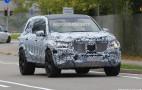 2020 Mercedes-Benz GLS spy shots
