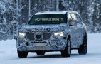2020 Mercedes-Benz GLS spy shots