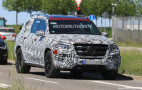 2020 Mercedes-Benz GLS spy shots and video