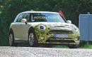 2020 Mini Clubman facelift spy shots - Image via S. Baldauf/SB-Medien