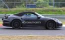 2020 Porsche 911 Turbo Cabriolet spy shots - Image via S. Baldauf/SB-Medien