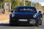2020 Porsche 911 Turbo spy shots