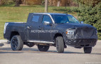2020 Ram 2500/3500 Heavy Duty spy shots