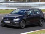 2020 Volkswagen Golf test mule spy shots - Image via S. Baldauf/SB-Medien