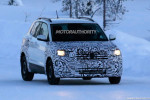 2019 Volkswagen T-Cross spy shots