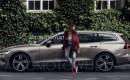 2020 Volvo V60 leaked - Image via AutoMotoSvijet