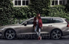 2020 Volvo V60 leaked