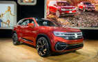 2020 VW Atlas Cross Sport concept shows plug-in hybrid possible in future