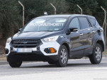 2021 Ford Escape (Kuga) test mule spy shots - Image via S. Baldauf/SB-Medien