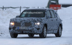 2021 Mercedes-Benz GLB spy shots
