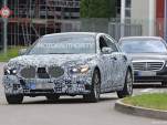 2021 Mercedes-Benz S-Class spy shots - Image via S. Baldauf/SB-Medien