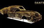 Swiss Artist To Unveil Gold Ferrari 250 GTO Sculpture At Pebble Beach
