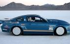 2008 Ford Mustang Goes 252 mph at Bonneville Salt Flats