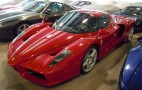 Sultan Of Brunei's Rare Ferrari Collection Up For Sale?