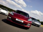 25,000th Porsche Panamera