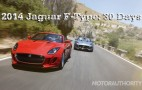 The 2014 Jaguar F-Type And The XK120: 30 Days Of F-Type