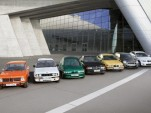 40 years of BMW electric cars