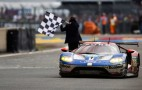 Ford planned to race the Mustang at Le Mans, before deciding on the GT