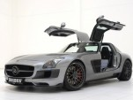 700 Horsepower Mercedes-Benz SLS AMG by Brabus