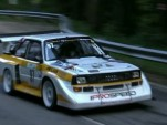 770-hp Prospeed Audi Sport Quattro S1 at the 2015  Verzegnis-Sella Chianzutan rally