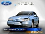'93 Ford Taurus - Onion spoof