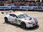 #97 2013 Aston Martin Vantage GTE with crowdsourced livery
