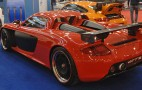 9ff boosts the Porsche Carrera GT with new GTT 900 package