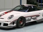 9ff Porsche GT9R supercar