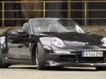 9ff's new kit for the Porsche 911 Turbo Cabriolet