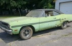 1970 Plymouth GTX pops out of the barn and up for auction