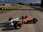 A Ferrari 312 from Test Drive: Ferrari Racing Legends