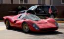 A Ferrari 330 P4 RCR kit car
