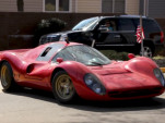A Ferrari 330 P4 RCR kit car