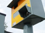 A Gatso speed camera, like the one involved in the incident