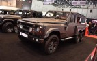A. Kahn Design Builds Land Rover Defender-Based 6x6: Live Photos And Video From Geneva