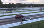 Lamborghini Aventador SV drag races Tesla Model X and Model S, loses to one